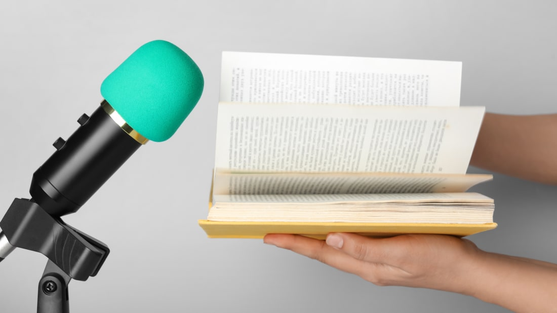 Flipping the pages of a book may trigger ASMR in some people.