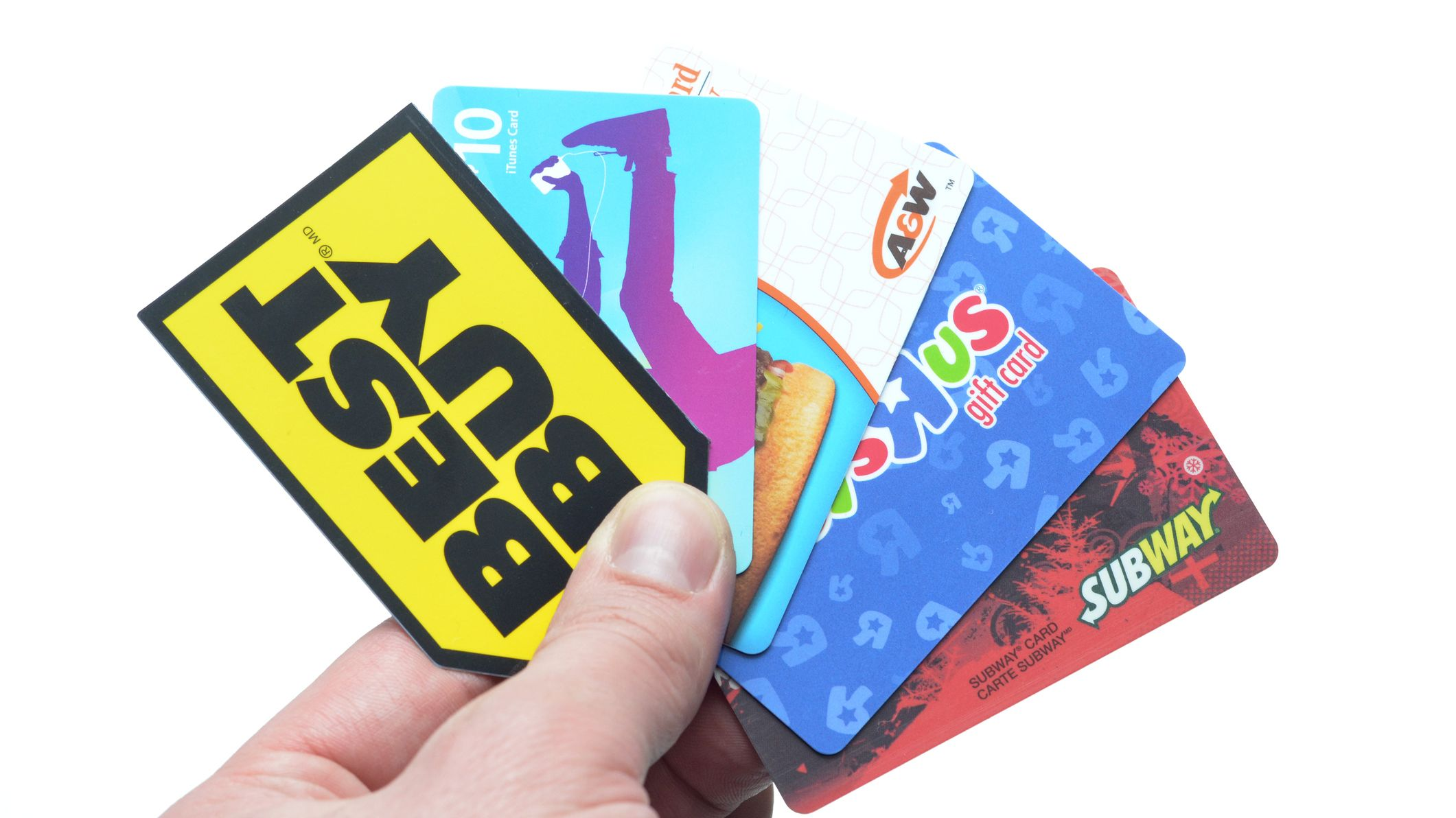 How to Sell, Trade, or Donate Those Gift Cards You'll Never Use   Mental Floss