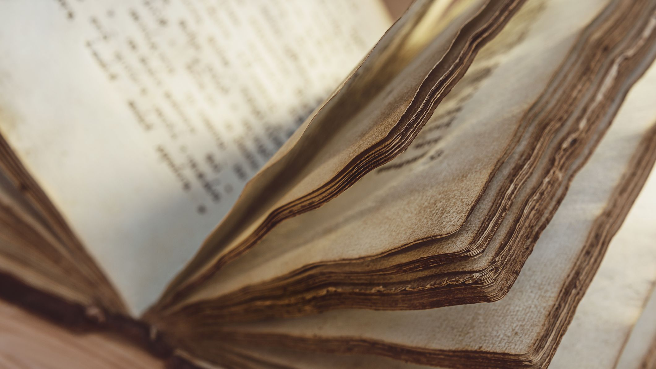 What 8 of the World's Most Famous Books and Texts Smell Like, According to Science