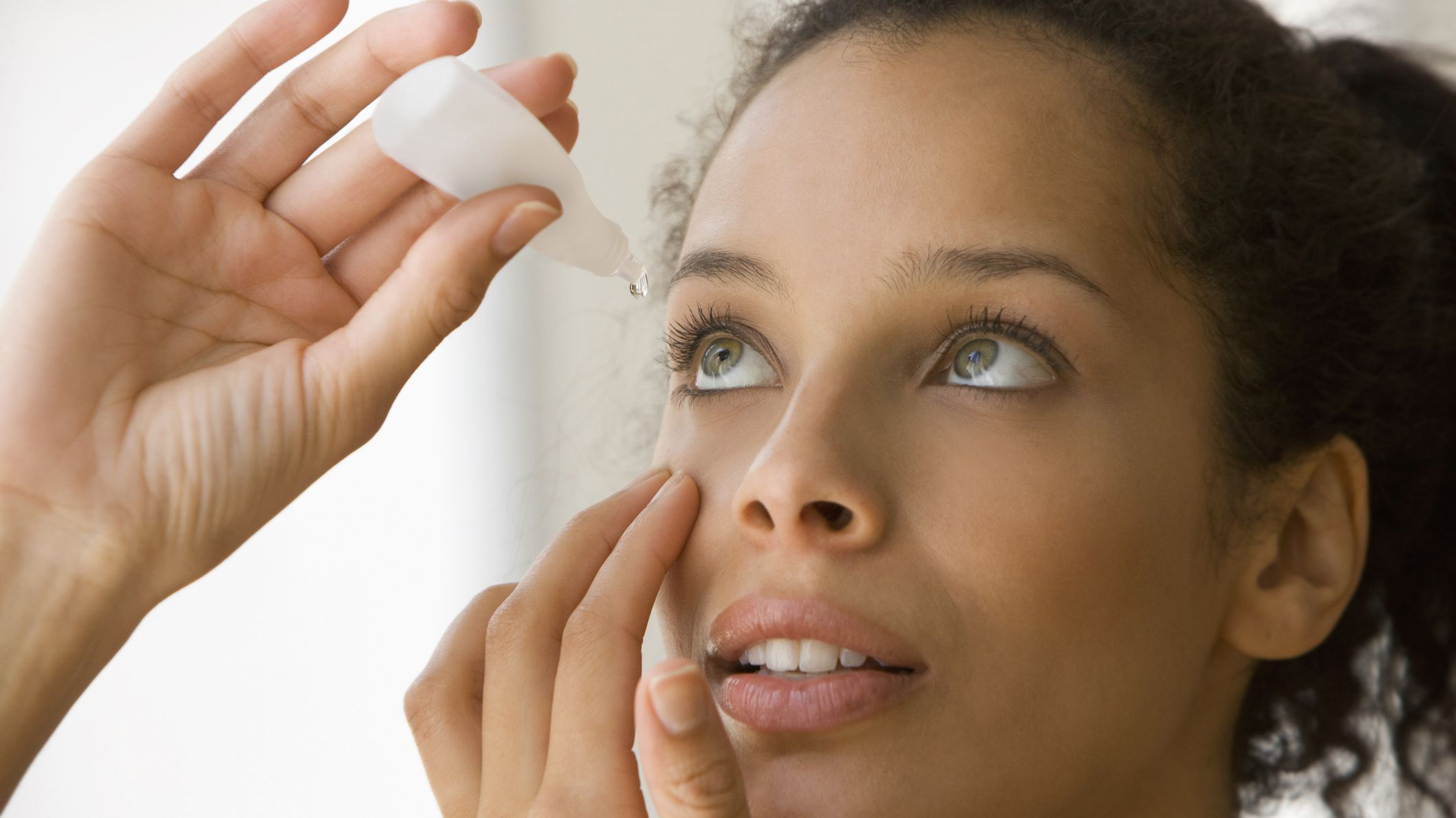 Why Can You Taste Your Eye Drops?   Mental Floss