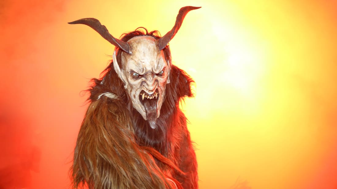 9 Facts About Krampus, St  Nick's Demonic Companion | Mental
