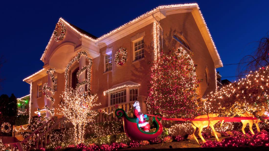 Best Christmas Lights Near Me.Scope Out The Best Christmas Light Displays In Your