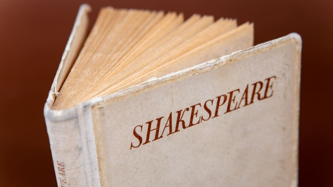 Get ready to celebrate Talk Like Shakespeare Day on April 23rd.