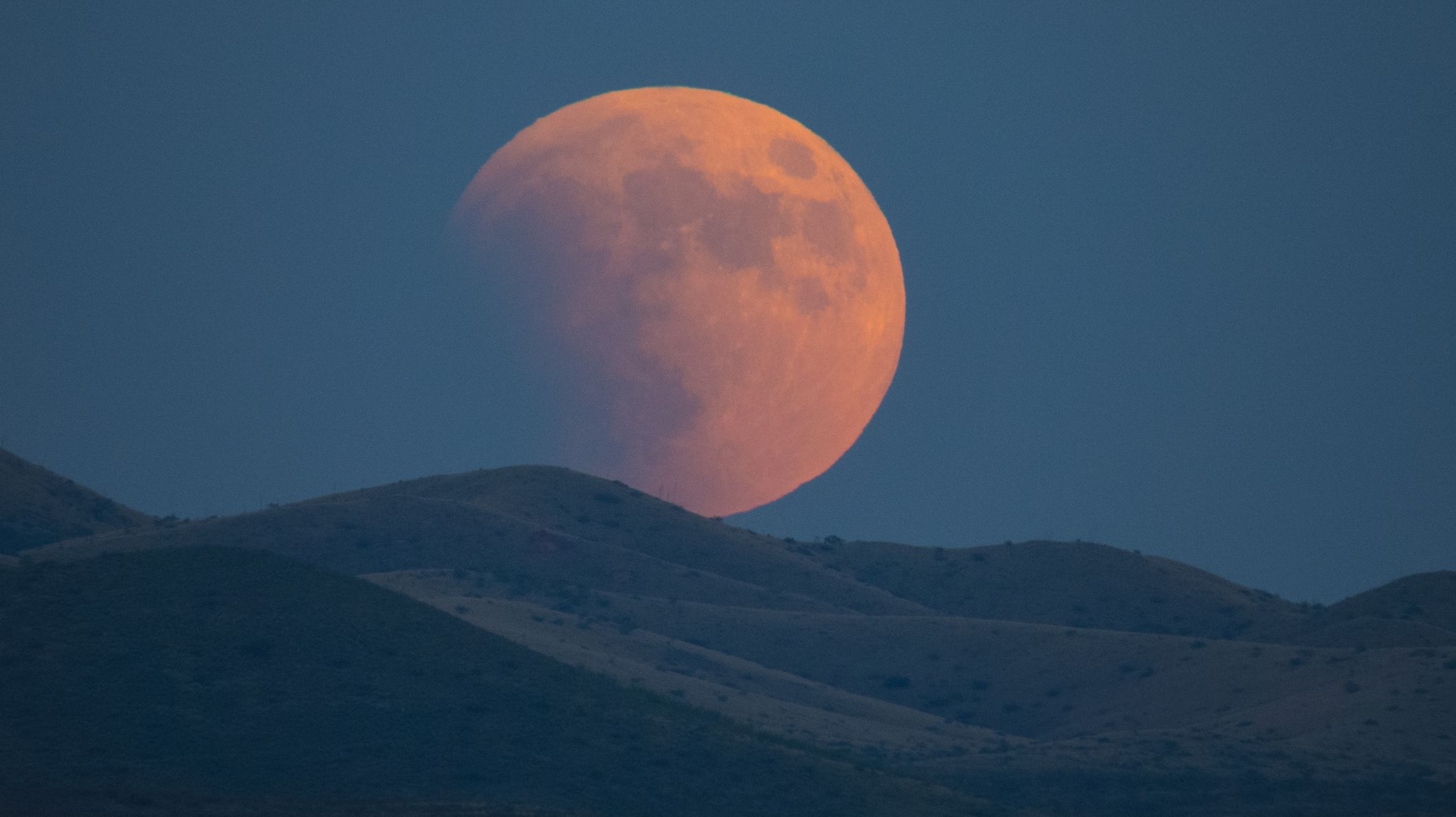 Don't Miss Next Week's Incredibly Rare 'Super Blue Blood Moon Eclipse' - Mental Floss
