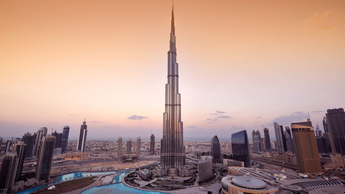 9 Huge Facts About the Burj Khalifa | Mental Floss