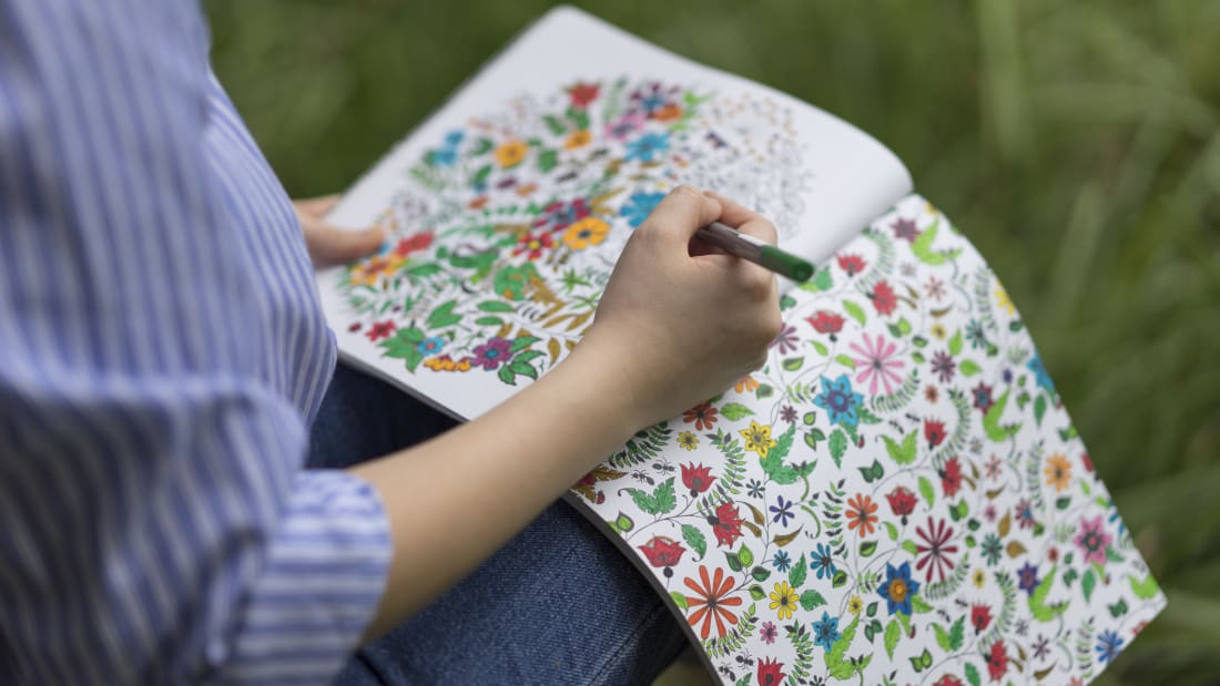 10 Colorful Facts About Coloring Books | Mental Floss