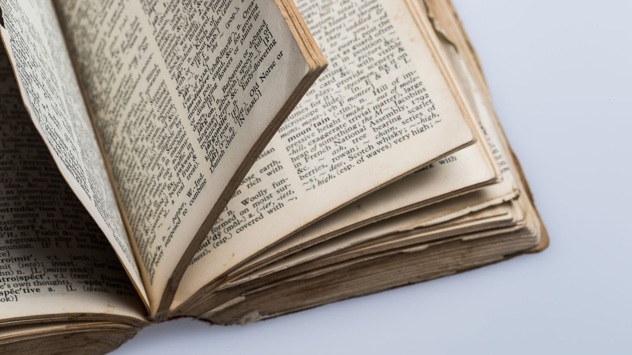 English In Italian: 13 Facts About The Oxford English Dictionary