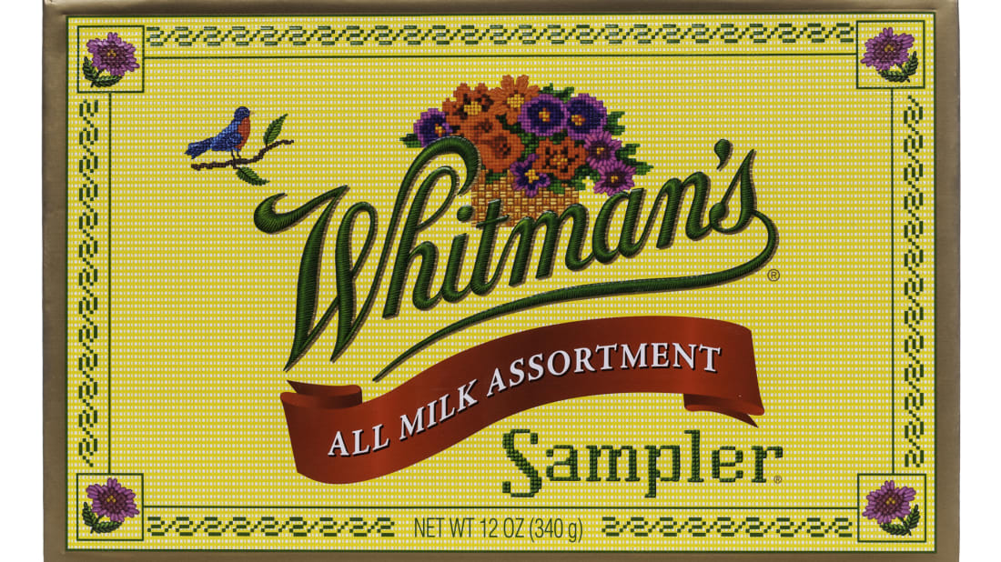 A Short and Sweet History of the Whitman's Sampler | Mental Floss