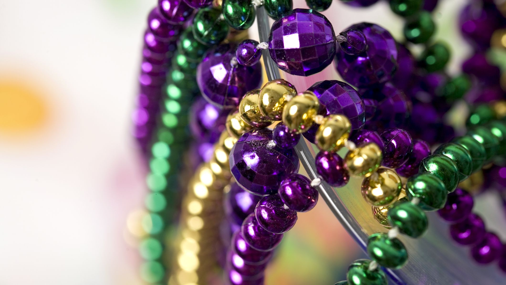 Why Do People Toss Beads During Mardi Gras?
