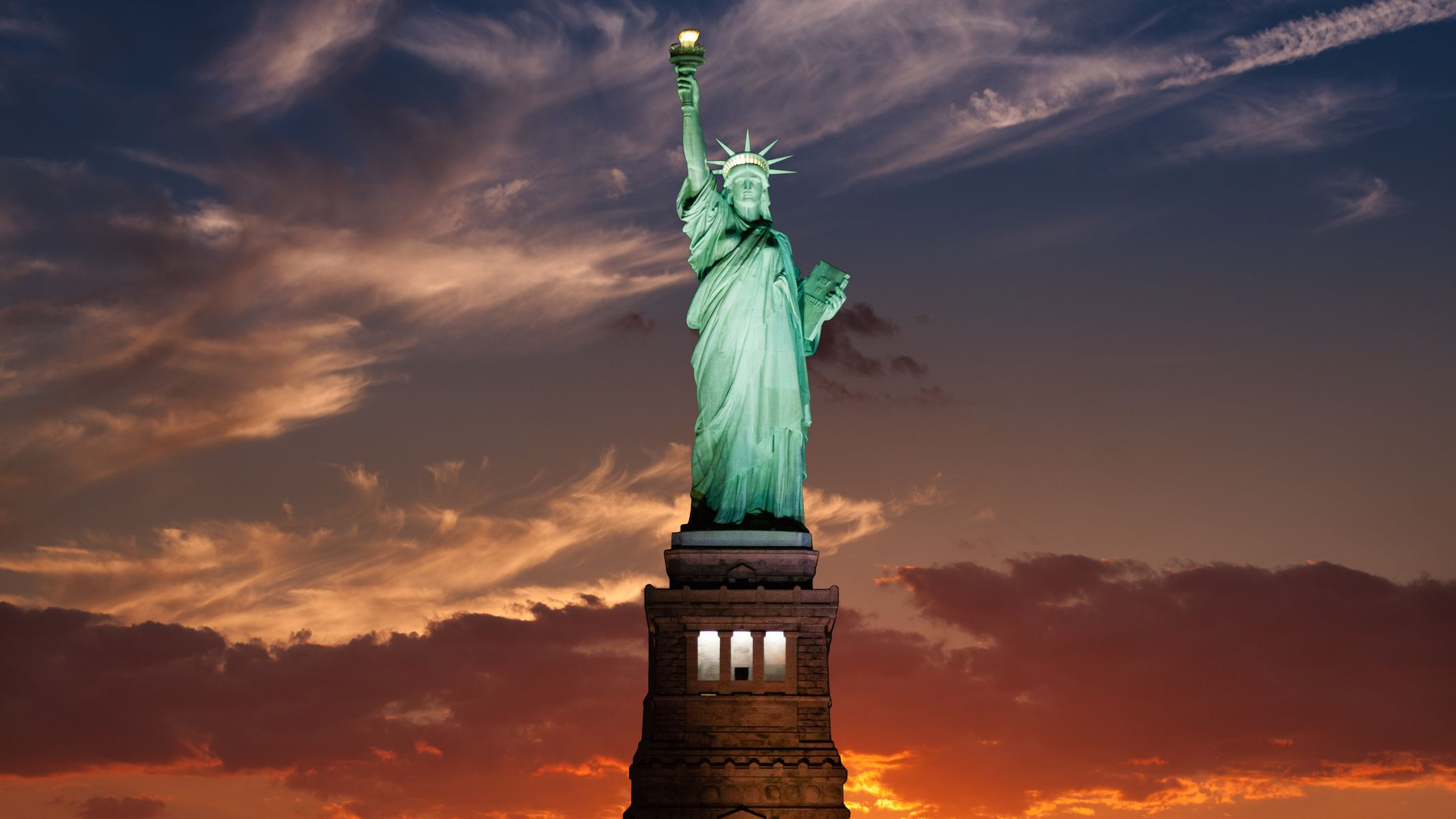 The Story Behind the Poem on the Statue of Liberty