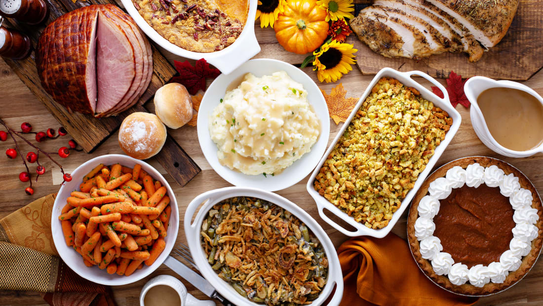 The History Behind 10 Thanksgiving Dishes Mental Floss