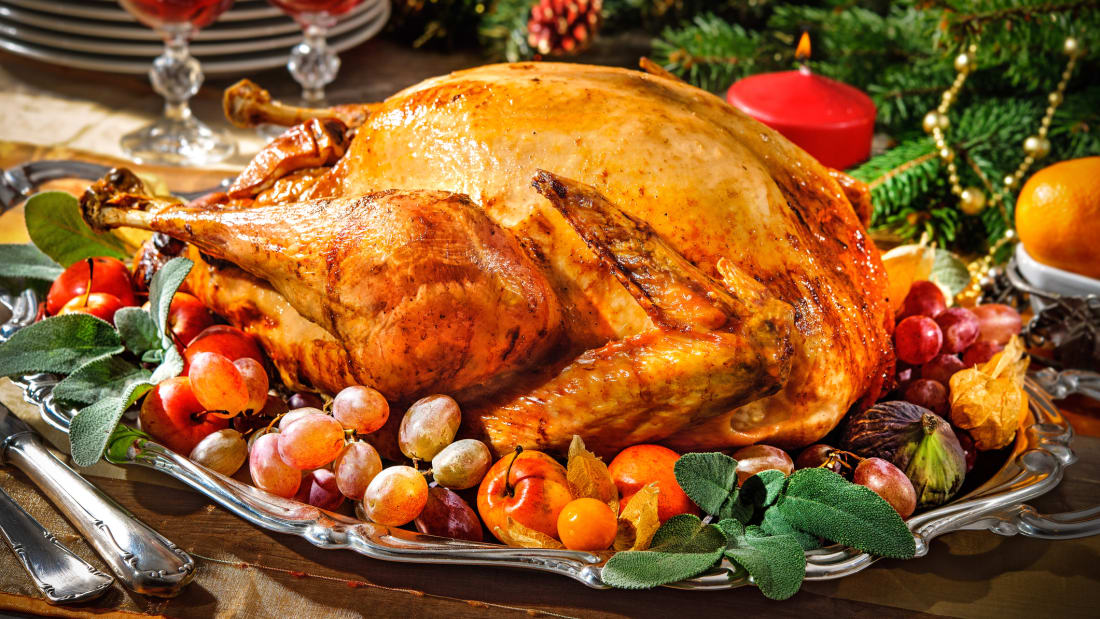 To get a turkey this beautiful, follow the tips below.