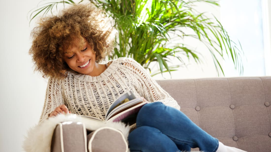 Reading Makes People Feel Happier and Smarter, According to New Poll