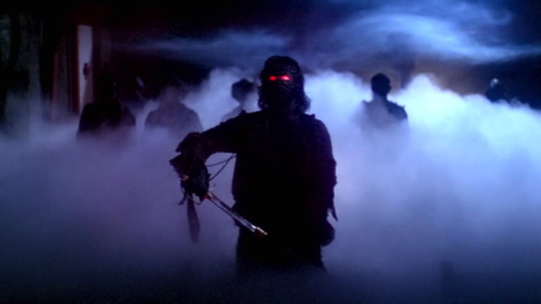 Rob Bottin in John Carpenter's The Fog (1980).