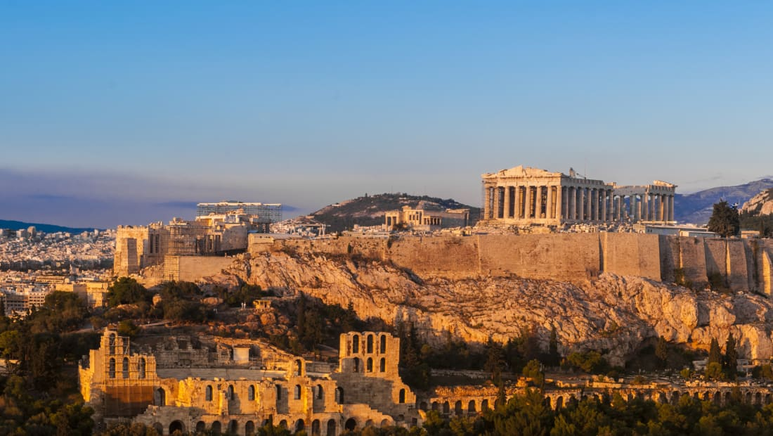 12 Facts About the Acropolis of Athens | Mental Floss