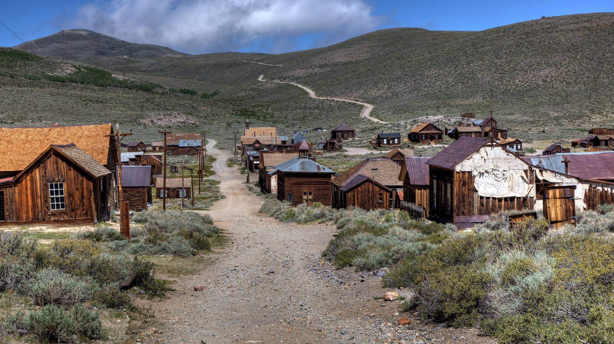 best ghost towns to visit in california