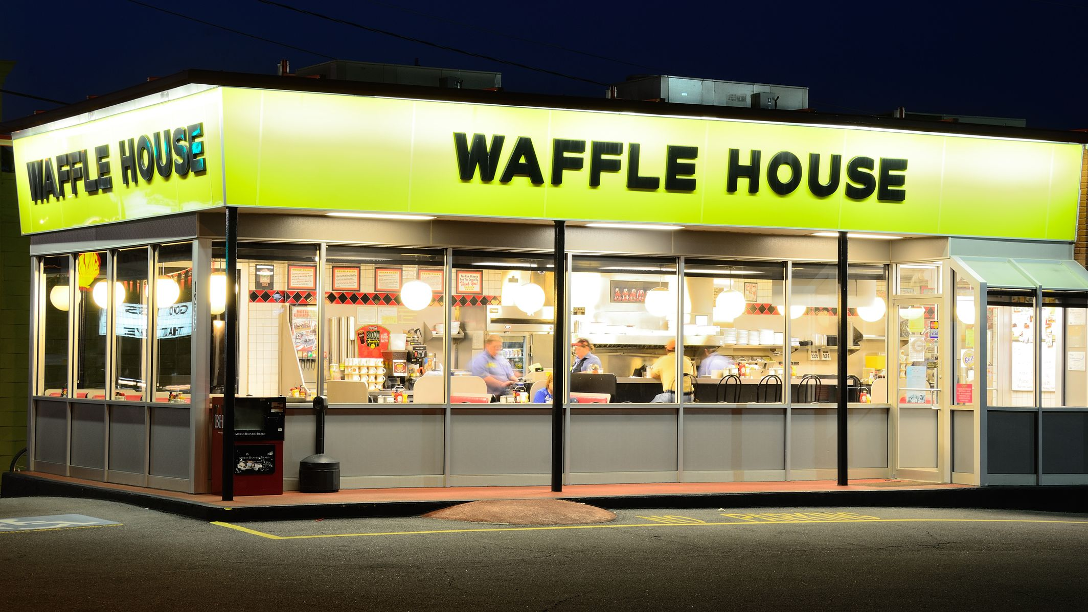 6 Tasty Bits of Waffle House Kitchen Slang