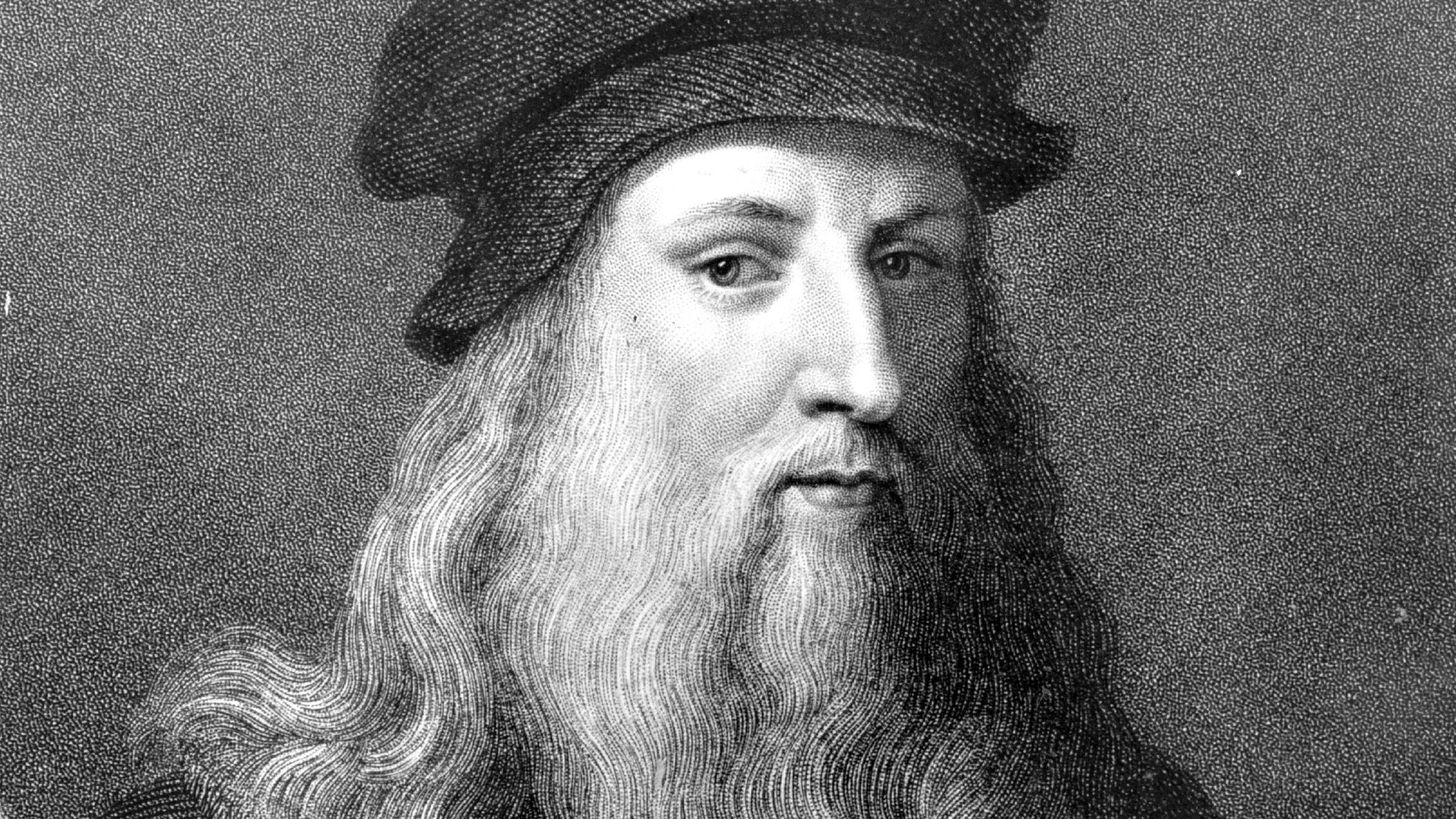 You Can Now View Leonardo da Vinci's Notebooks Online