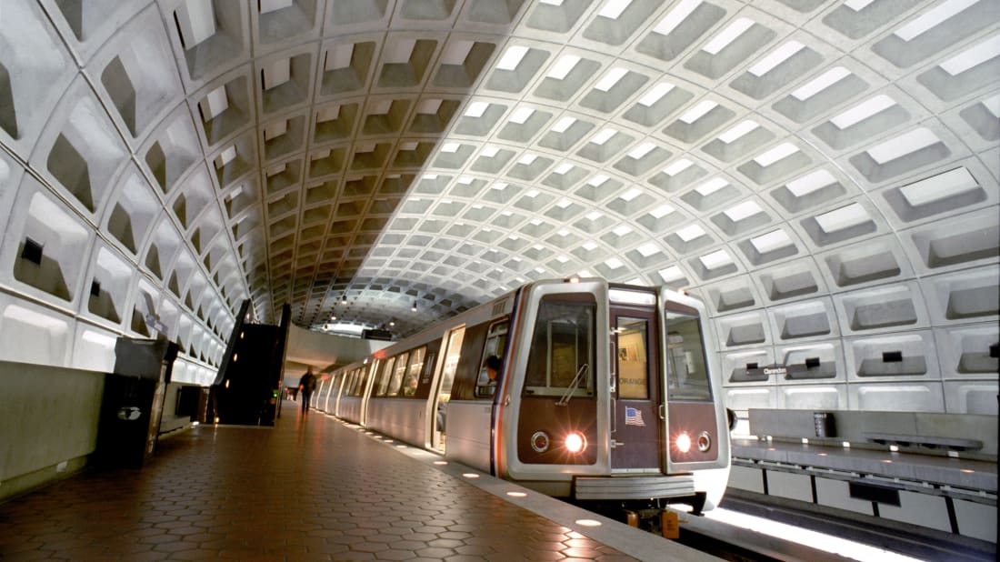 Washington D.C.'s Metro
