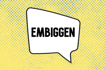 Embiggen was an obscure old word before The Simpsons brought it back.