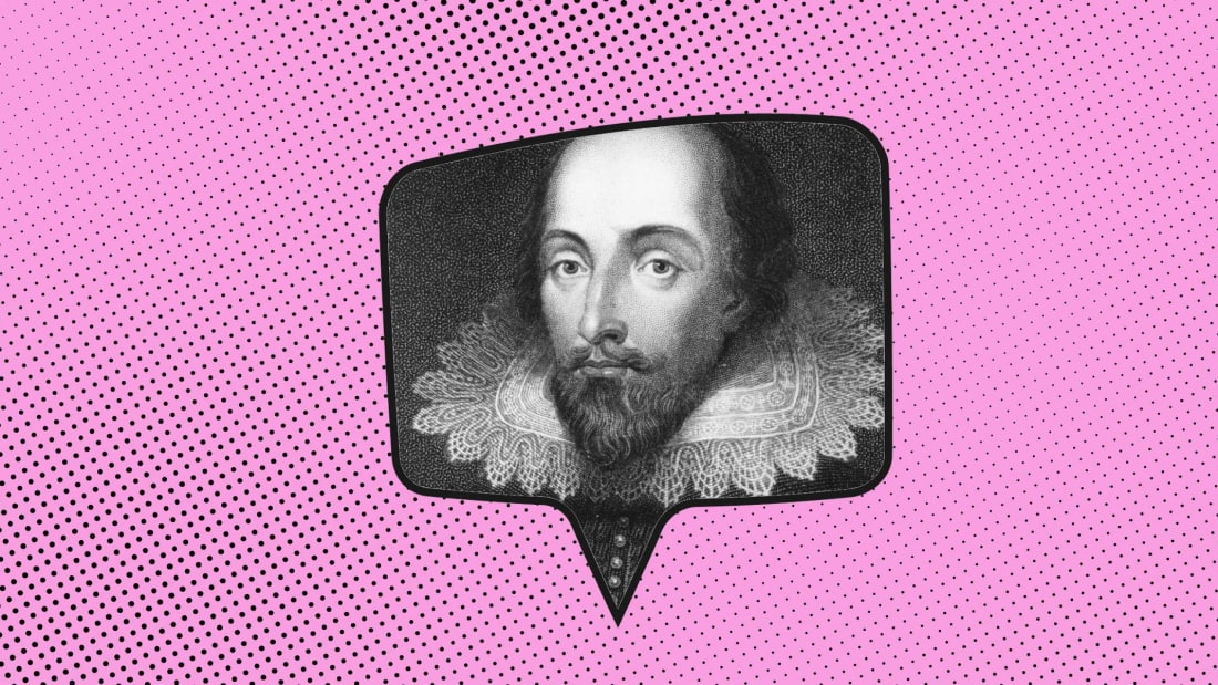 The Bard gave us a great many words—just probably not as many as we once thought.