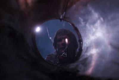 Jeff Daniels stars in Arachnophobia (1990).
