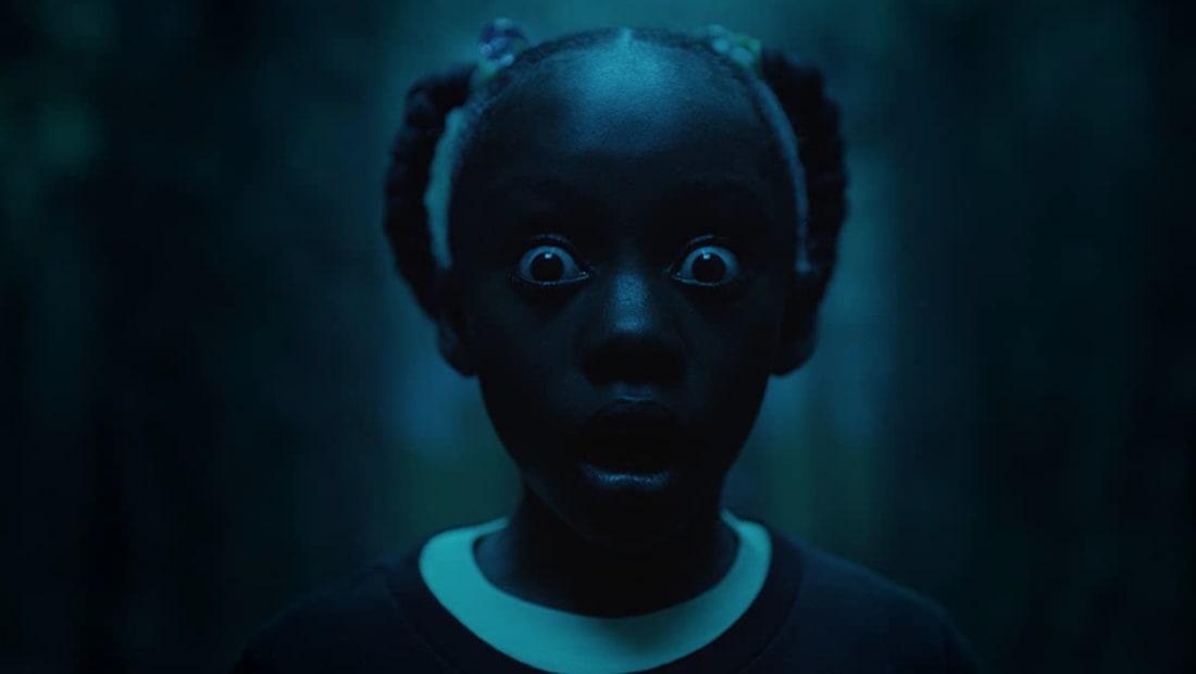 Madison Curry in Jordan Peele's Us (2019).