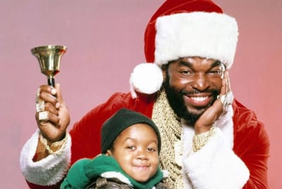Emmanuel Lewis and Mr. T star in Christmas Dream (1984).