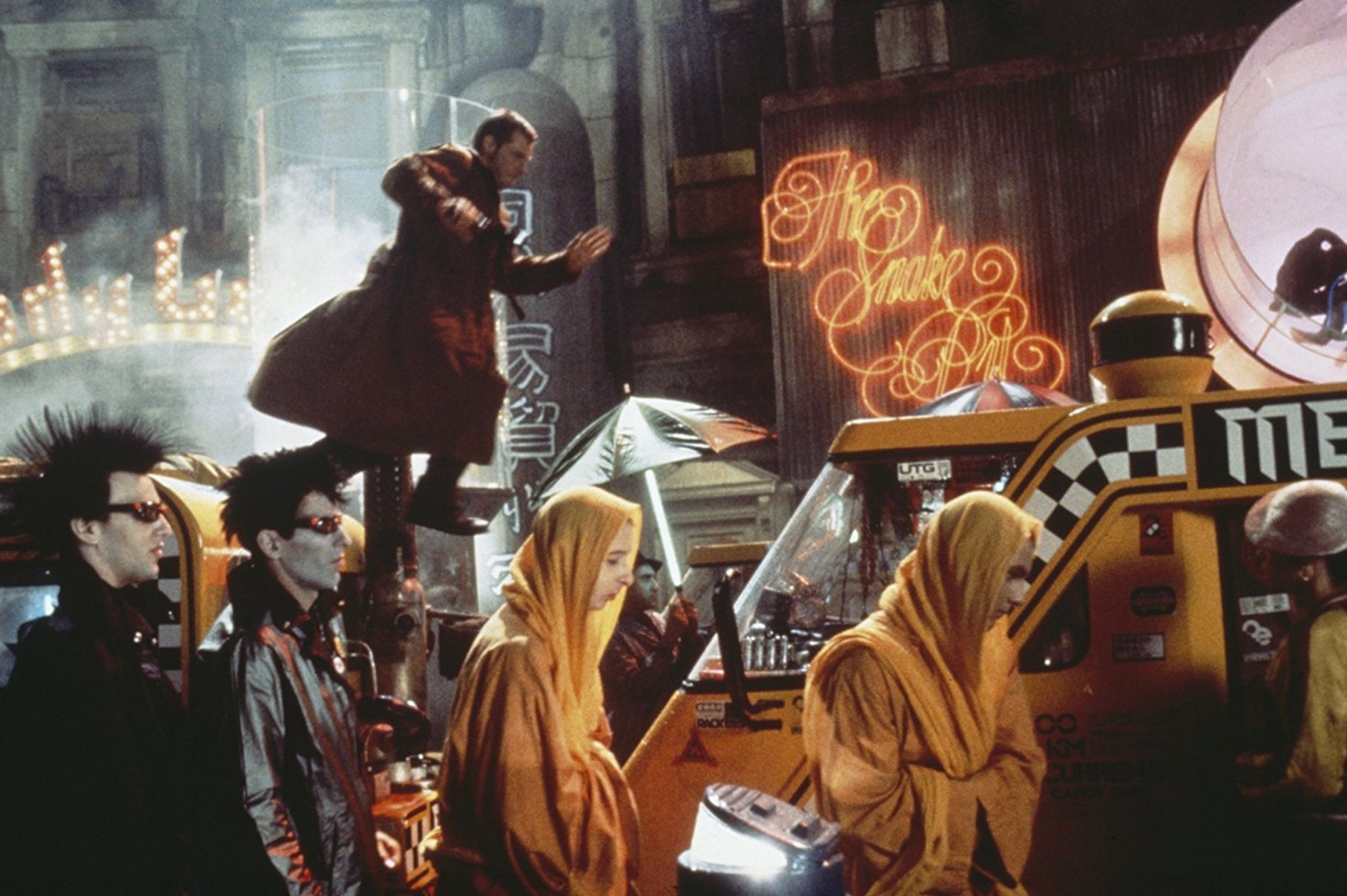 10 Fascinating Facts About Blade Runner | Mental Floss