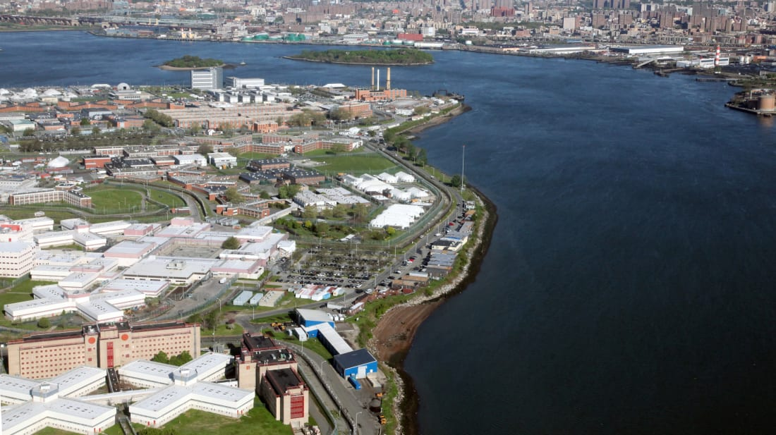 New York City's Rikers Island