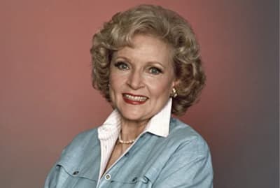 """I'm not one to blow my own vertubenflugen."" —Betty White stars as The Golden Girls's Rose Nylund."