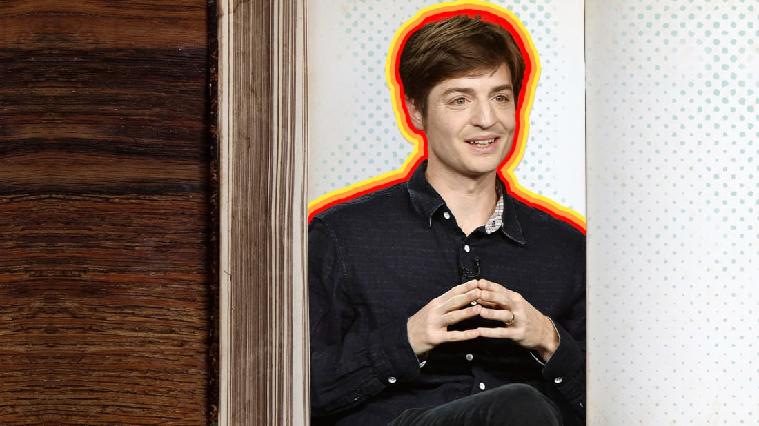 New Teeth author Simon Rich recommends some funny books to add to your to-read pile.
