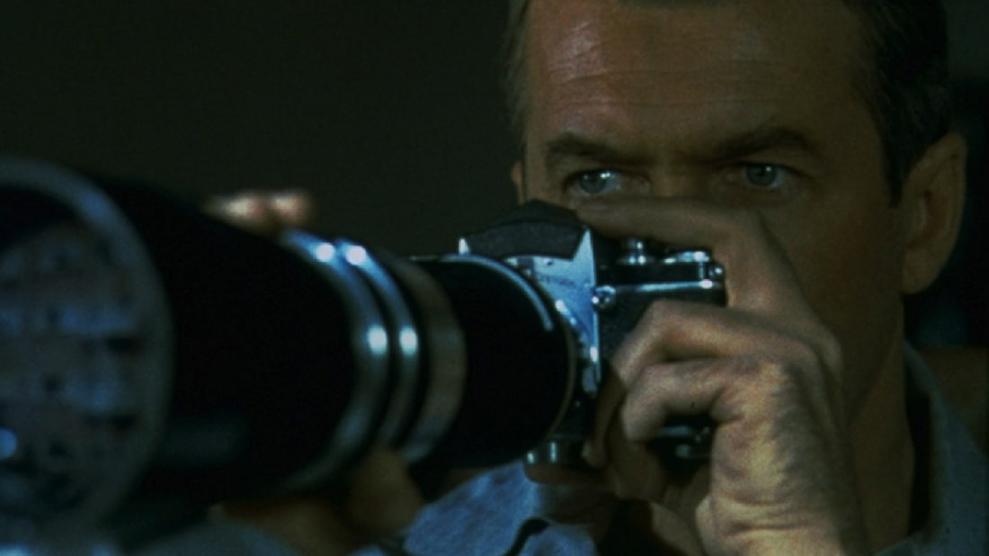 Image result for rear window hitchcock