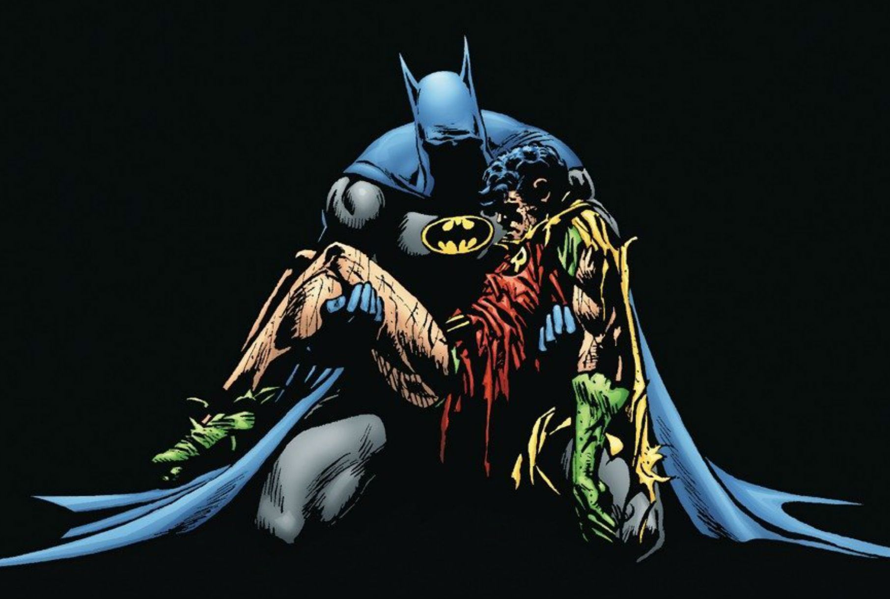When Bloodthirsty Batman Readers Voted To Kill Off Robin Mental Floss