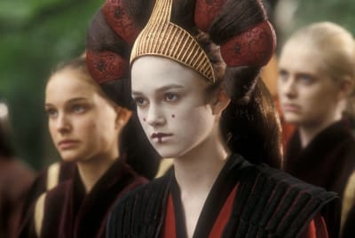 """""""Was I not Padmé?,"""" Keira Knightley asks. It's a fair question."""