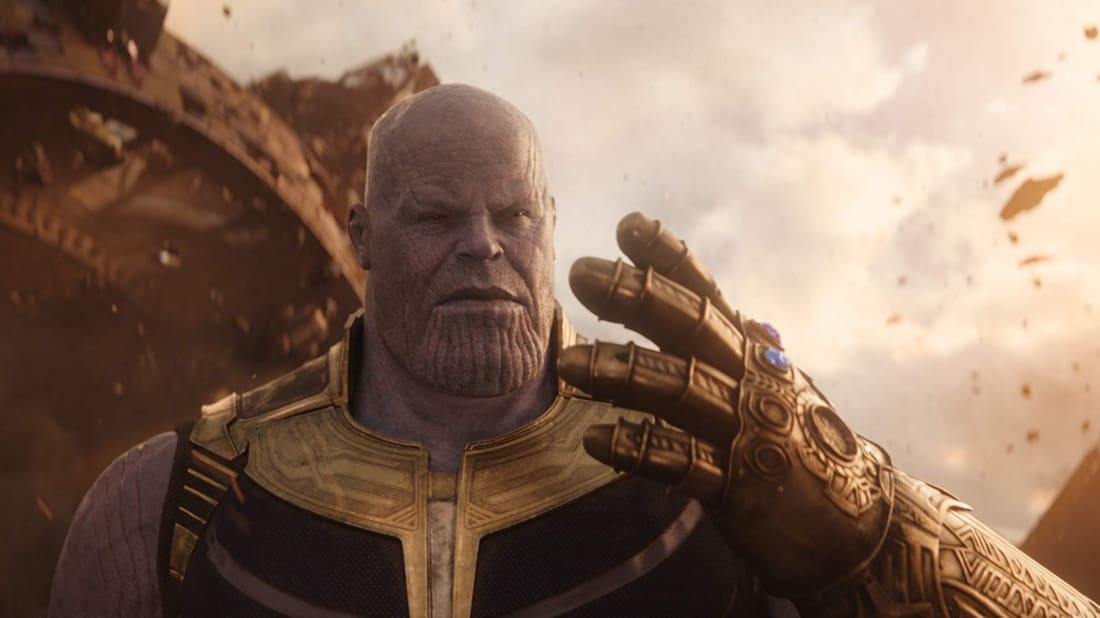 Thanos's Snap From Avengers: Infinity War Has an Official