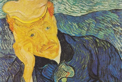 Vincent van Gogh's original Portrait of Dr. Gachet wasn't stolen, but it hasn't been seen in 30 years.
