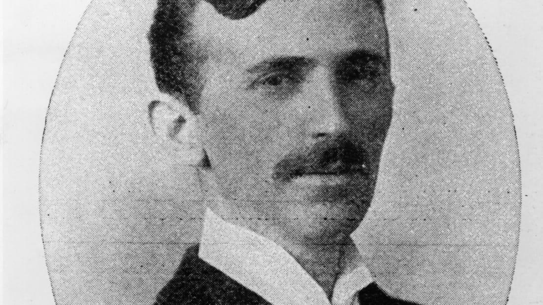 Nikola Tesla circa 1900