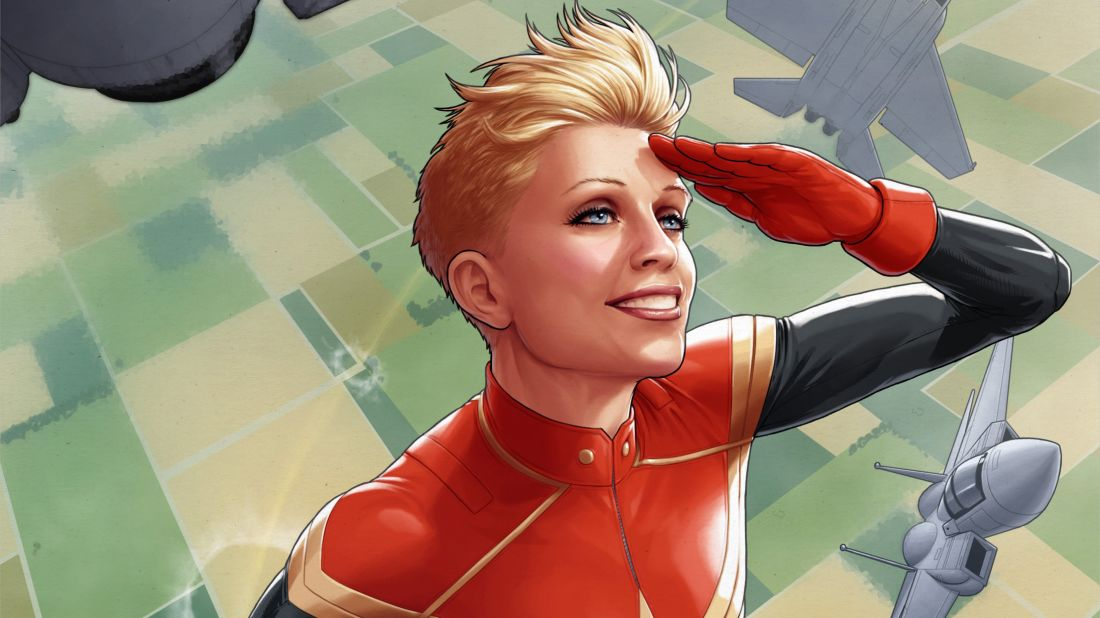 Carol Danvers is just one of many heroes to hold the Captain Marvel mantle for Marvel