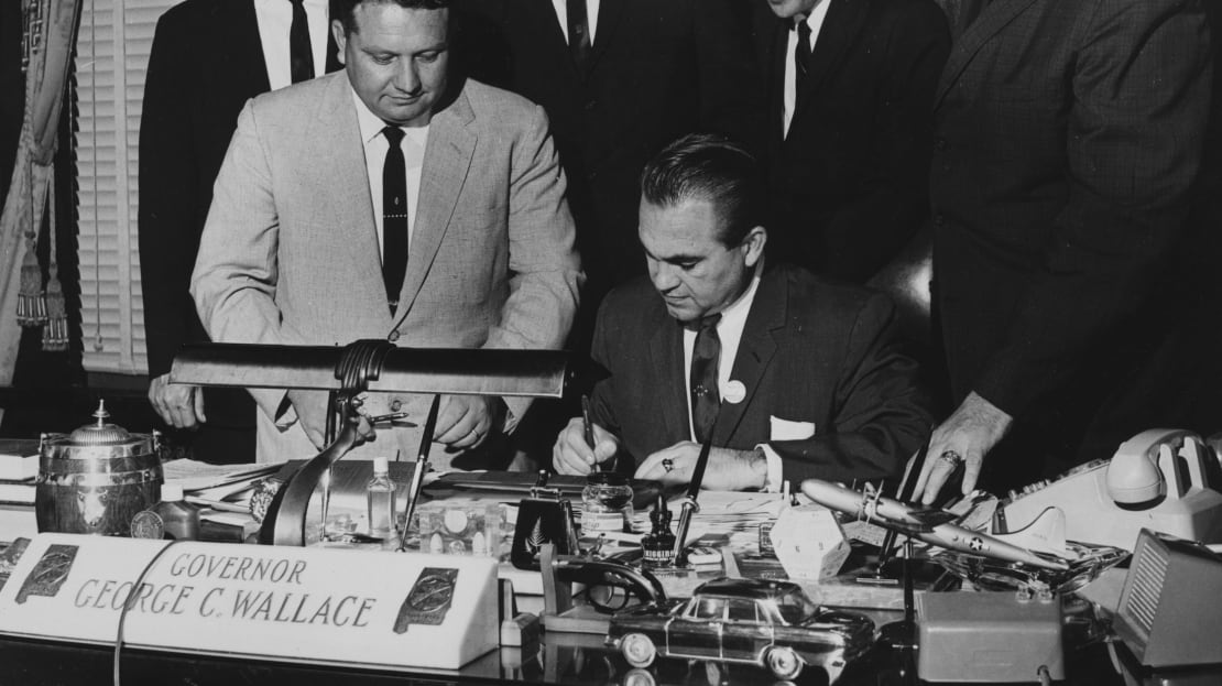 Governor of Alabama (and notorious segregationist) George Wallace's independent run for the presidency in 1968 caused the government to truly question the efficacy of the Electoral College.