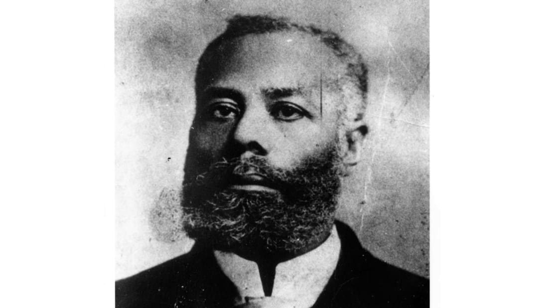 "Inventor Elijah McCoy is may or may not be ""The Real McCoy."""