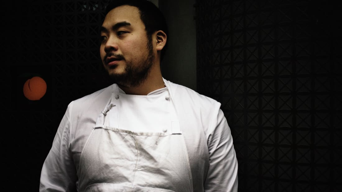 Chef David Chang stars in Netflix's Ugly Delicious.
