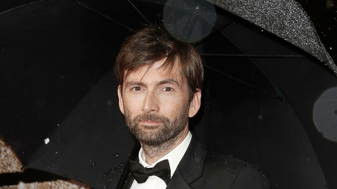 David Tennant attends the BFI London Film Festival Awards during the 60th BFI London Film Festival.