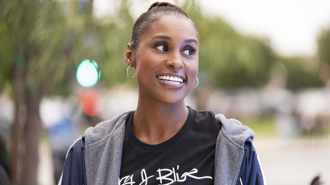 Issa Rae stars in Insecure.
