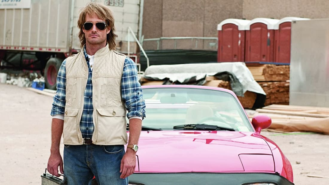 Will Forte plays the title role in MacGruber (2010).
