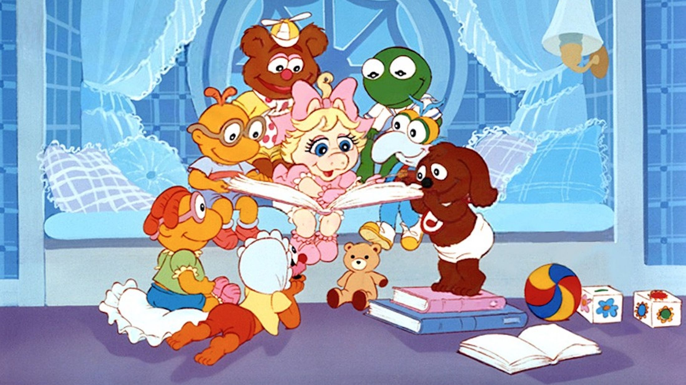 8 Fun Facts About Muppet Babies