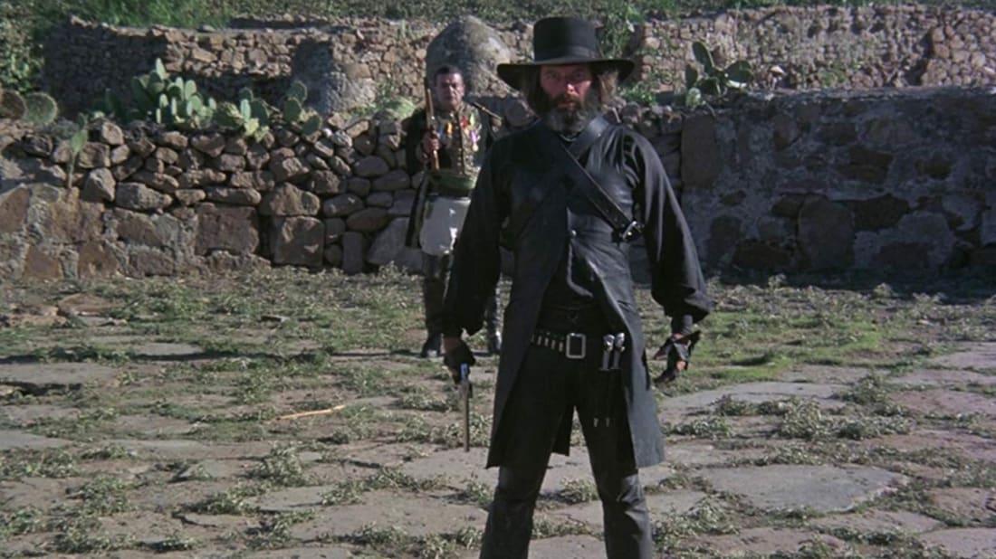 Alejandro Jodorowsky and David Silva in El Topo (1970)