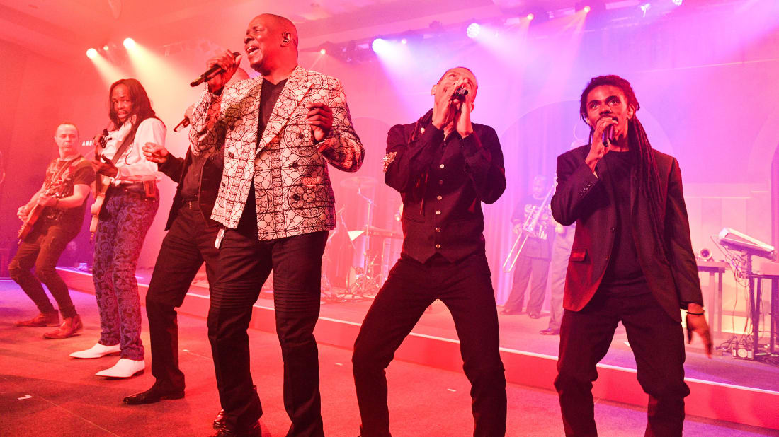 Earth, Wind & Fire performs during the 2016 Toronto International Film Festival just two weeks ahead of their favorite date: September 21st.