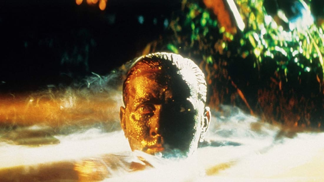 Martin Sheen stars in Apocalypse Now (1979).