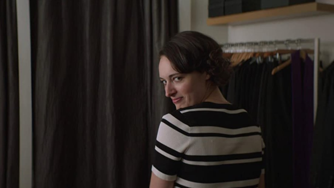Phoebe Waller-Bridge stars in Fleabag.